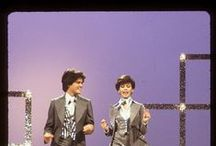 all things Donny and Marie / The brother/sister act of Donny and Marie Osmond. / by Lisa Eichhorn