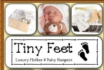 Unisex Mother & Baby Hamper / www.tinyfeethampers.co.uk