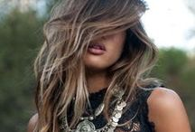 Cool hair styles! / by Lisbel Rodriguez