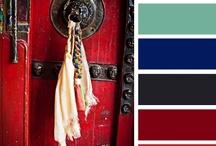Color inspiration / Colors that inspire me.