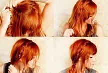Hair & body tutorials