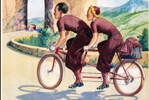 ...and a bicycle made for two..