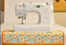 TO SEW with a seWing macHine!