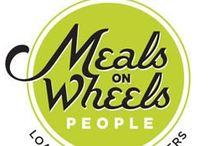 Supporting Meals on Wheels People