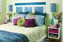 Home Inspiration / Inspiring ideas for a comfy home!