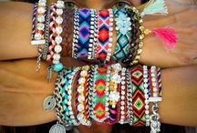 • Friendship bracelets •