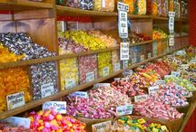 • CANDY • / ~ For every sweettooth out there ~ Candy from around the world, and all with sugar ~