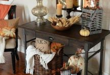 • Autumn / Fall • / ~ Candles, decorations, inspiration and stuff ~
