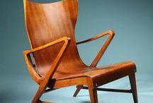 Huonekaluja / Erityisiä ja mielenkiintoisia huonekaluja.