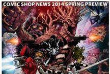 Comic Shop News / Read it every week!