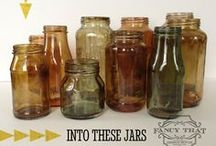 Fancy jars / jars