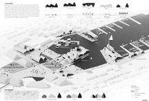 Map design / infographics design, map design, wayfinding design, Information design
