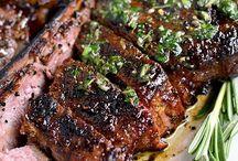 Mmmm meats