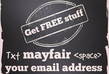 Mayfair promo's and deals