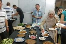 Egyptian Breakfast At Arabeya / Egyptian Breakfast at Arabeya  (Mohandesin branch on 18 June 2014)