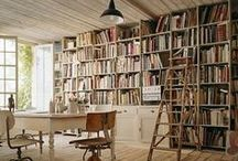 Library&Bookshelf&Nooks
