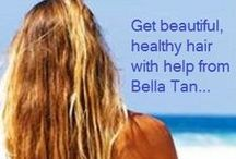 Bath, Body And Beyond / Bella Tan doesn't only carry tanning products, we also pride ourselves in having an amazing variety of bath and shower products as well. Bella Tan offers all of our clients everything from shower gels, to body scrubs. Spongables to shave gel. Seriously we've got it all!!