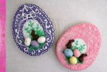 Auntie's Cakery Decorated Cookies / These are all items that I (Tracie Smith) have made.