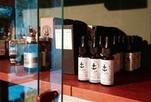 Stockists. / Snaps of The Brighton Beard Co courtesy of our wonderful stockists...