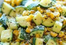 Salades / All kind of salads