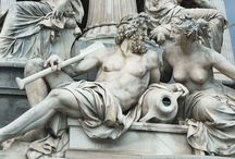 I LOVE / #esculturas #clasicas #griego #romano