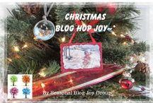 Christmas Joy~* / Find Christmas Joy for your family with these pins!! Crafts, recipes, activities, ideas, cookies, homemade gifts and MORE!!~*