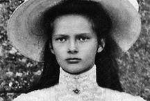 Tatiana Nikolaevna / Tsar Nicholas ll. second daugther