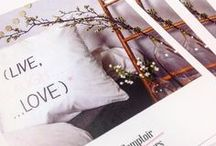 IDÉES DÉCO / Découvrez un large choix d'idées déco pour votre chambre ! | Comptoir des Tisseurs www.comptoirdestisseurs.com