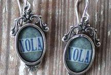 New Orleans Earrings