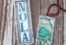 New Orleans Christmas Ornaments / New Orleans Christmas Ornaments
