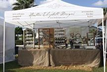 New Orleans Art Markets / Local art markets in & around New Orleans where I will be selling my work!