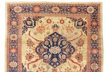 Color on your Floor / Beauty from the rug world.
