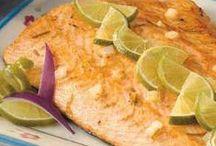 Fish and seafood recipes / Fish and seafood recipes