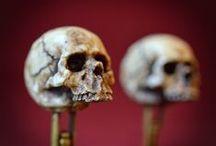 Victorian Skull Cufflinks / #Cufflinks #Fashion #Jewelry #shopping