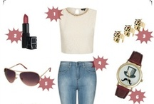 Outfit Inspiration - City Vacation / An outfit I would wear if I was going on a city vacation