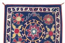 Textiles / Antique Textiles from all over.