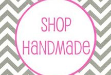 Shop Handmade and Make an Impression / When you offer a gift there is nothing more beautiful and unforgettable than a handmade gift. This board is dedicated to arts and crafts that you or someone else is making and selling. Please comment on a pin if you are interersted in sharing some of your arts and crafts and promoting eachother's work. Duplicates will be deleted. / by Johanna S