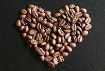 Káva / Máme rádi kávu.  Na této nástěnce najdete vše, co se týká naší kávové nabídky.