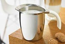 Doplňky ke kávě / Užijte si kávu se vším všudy. Připravte si svůj šálek jako profesionální barista!