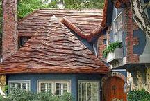 Roofs/Střechy
