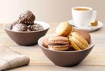 Kávové speciality / Recepty na ty nejlepší speciality z kávy Tchibo