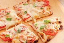 Pizza's and Quiches / Pizza's and Quiches