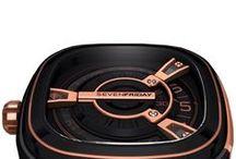 """Trend #28_Black&Copper / Es una apuesta exitosa de la empresa Peugeot en el uso conjunto del color negro y el cobre. La mayor cualidad de esta tendencia es el haber convertido un material con aplicaciones habituales en productos artesanales, en vanguardista, industrial, técnico y masculino. La apuesta de la empresa Peugeot o diseñadores como Tom Dixon, ha inspirado a empresas habitualmente con más capacidad de ser """"Trendsetters"""" en su sector, como NIXON, reforzando la tendencia y llevándola a muchas industrias."""