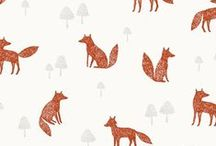 Poppies & Polka Dots - Fabrics