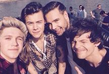 One Direction / 。。。。。。。。 Love the direction  。。。。。。。。