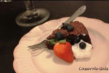 Chocolate Overload! / Casserole Gals are chocolate lovers!