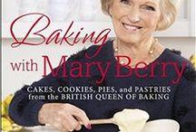 Favorite Cookbooks / We love to read cookbooks!