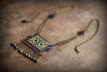 Triballa / Beautiful metal jewelry in TRIBAL, BOHO and ETHNIC style