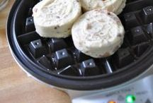 Cookin' with your Waffle Iron! / Fun way to cook!