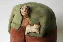 Ceramic sAnne-Sophie Gilloen